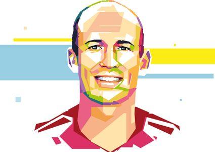 Arjen Robben - Football Life - WPAP