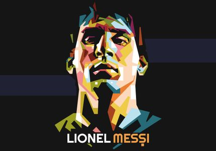 Lionel Messi - Football Life - WPAP
