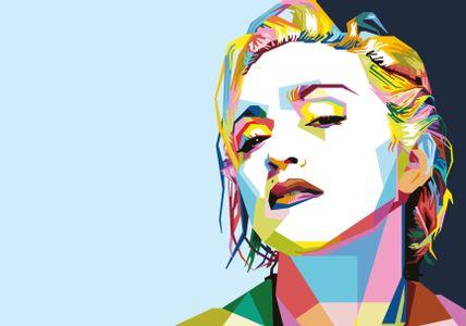 Madonna - Hollywood Life - WPAP